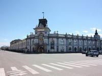 Kazan, st Kremlevskaya, house 2. museum