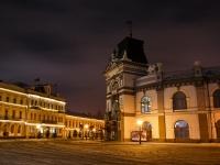 Kazan, museum Национальный музей Республики Татарстан, Kremlevskaya st, house 2