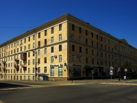 neighbour house: st. Kremlevskaya, house 2А. Apartment house