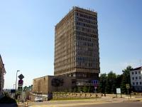Kazan, st Kremlevskaya, house 16А. university