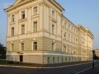 Kazan, university Казанский федеральный университет, Kremlevskaya st, house 18