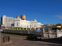 соседний дом: ул. Кремлевская, дом 18 к.5. университет Казанский федеральный университет