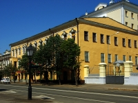 neighbour house: st. Kremlevskaya, house 27. multi-purpose building