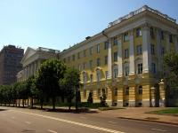 喀山市, 大学 Казанский федеральный университет, Kremlevskaya st, 房屋 29