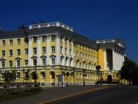 neighbour house: st. Kremlevskaya, house 29. university Казанский федеральный университет