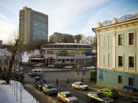 Kazan, university Казанский федеральный университет, Kremlevskaya st, house 35