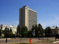 соседний дом: ул. Кремлевская, дом 35. университет Казанский федеральный университет