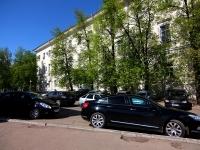 Казань, университет Казанский федеральный университет, улица Кремлевская, дом 37