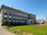 neighbour house: st. Peterburgskaya, house 12. governing bodies