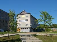 Казань, улица Петербургская, дом 25В. офисное здание