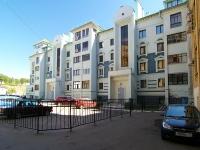 Казань, улица Петербургская, дом 30. многоквартирный дом