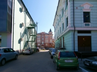 Kazan, Peterburgskaya st, house 40Б. multi-purpose building