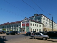 喀山市, Peterburgskaya st, 房屋 50 к.26. 多功能建筑