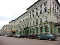 neighbour house: st. Peterburgskaya, house 50 к.8. multi-purpose building