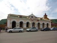 Kazan, library Дом офицеров Казанского гарнизона, Peterburgskaya st, house 58