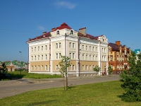 neighbour house: st. Peterburgskaya, house 76. office building