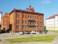 neighbour house: st. Peterburgskaya, house 78. office building