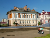 neighbour house: st. Peterburgskaya, house 82. office building