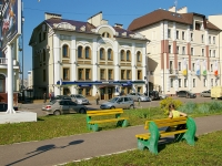 neighbour house: st. Peterburgskaya, house 88. bank Уралсиб, ОАО, филиал в г. Казани