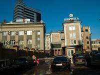 Казань, улица Петербургская, дом 14. гостиница (отель) Европа