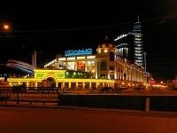 """喀山市, 购物娱乐中心 """"Кольцо"""", Peterburgskaya st, 房屋 1"""
