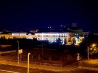 Казань, многофункциональное здание ИДЕЯ, инновационный технопарк, улица Петербургская, дом 50 к.5