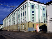Kazan, Peterburgskaya st, house 50 к.23. multi-purpose building