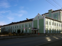neighbour house: st. Peterburgskaya, house 50 к.26. multi-purpose building
