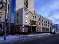 Kazan, hotel SULEIMAN PALACE, Peterburgskaya st, house 55