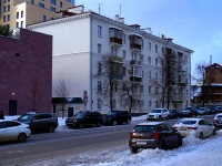 neighbour house: st. Peterburgskaya, house 62. Apartment house