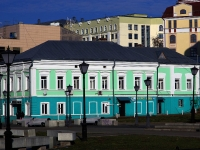 neighbour house: st. Peterburgskaya, house 25. multi-purpose building