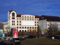 Казань, улица Петербургская, дом 19. строящееся здание