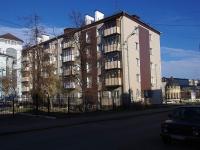 Kazan, Peterburgskaya st, house 32. Apartment house