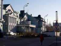 neighbour house: st. Peterburgskaya, house 35. multi-purpose building