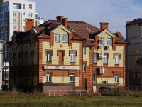 neighbour house: st. Peterburgskaya, house 74. office building
