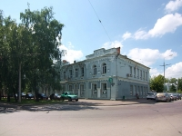 Kazan, st 25th Oktyabrya, house 1. multi-purpose building