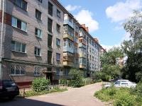 Казань, улица 25 Октября, дом 6. многоквартирный дом