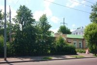Казань, улица 25 Октября, дом 7. банк Заречье