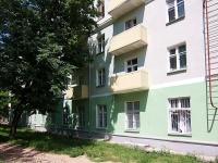Kazan, 25th Oktyabrya st, house 11. Apartment house