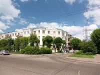 Казань, улица 25 Октября, дом 16. многоквартирный дом
