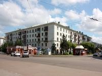 Казань, улица 25 Октября, дом 20. многоквартирный дом