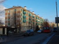 Казань, улица 25 Октября, дом 4. многоквартирный дом