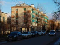 Kazan, 25th Oktyabrya st, house 4. Apartment house