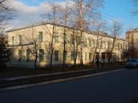 Казань, улица 25 Октября, дом 14. поликлиника Городская поликлиника №17