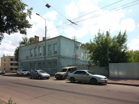 Kazan, Luknitsky st, house 5. multi-purpose building