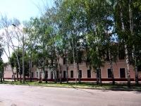 Kazan, st Luknitsky, house 3. creative development center