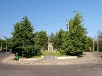 喀山市, 纪念碑 В.И.ЛенинуLuknitsky st, 纪念碑 В.И.Ленину