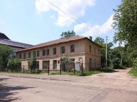 улица 40 лет Октября, дом 8. больница Республиканский клинический противотуберкулезный диспансер, Детское отделение
