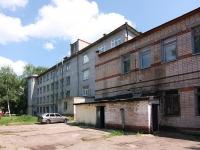 соседний дом: ул. 40 лет Октября, дом 11. общежитие