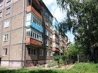 Казань, улица 40 лет Октября, дом 13. многоквартирный дом